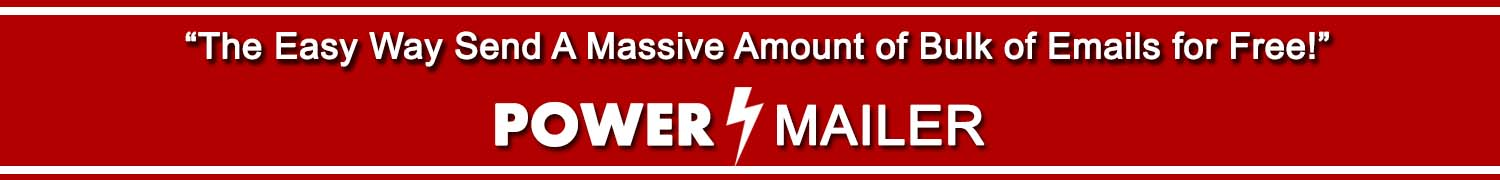 Power Mailer Pro 1.0